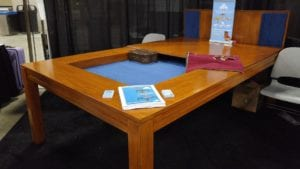 Elegant The Tablezilla Game Table