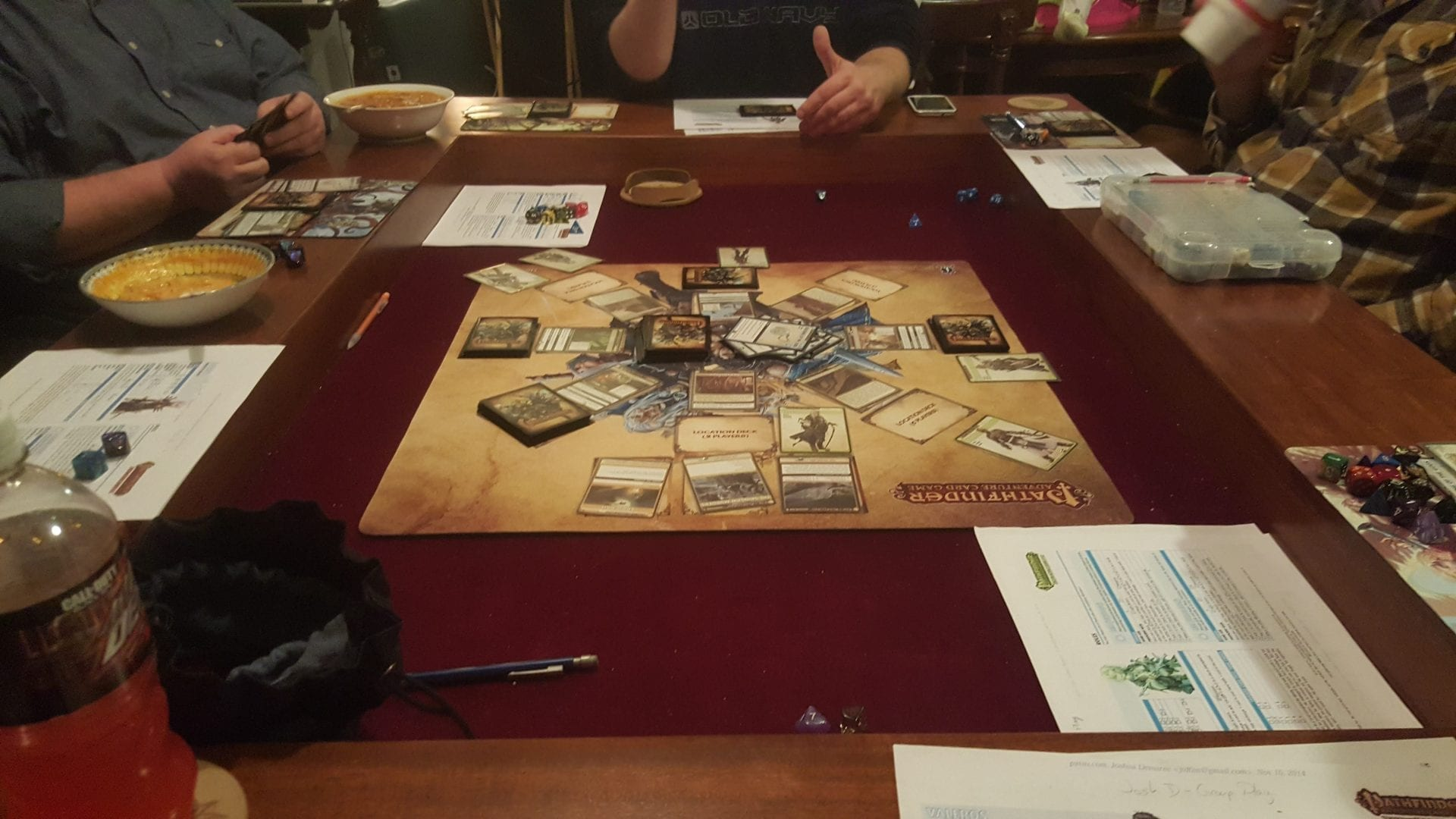 Pathfinder Room And Board