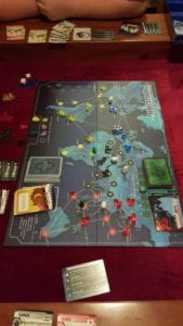 Pandemic Board Game, published by Z-Man Games