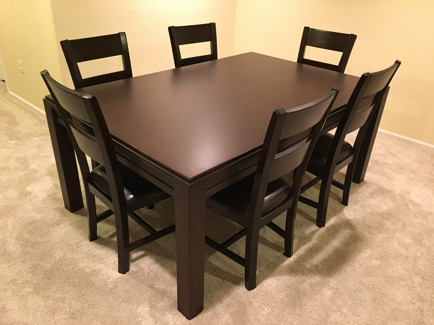 for everyday dining and game night - Design Dining Room Table