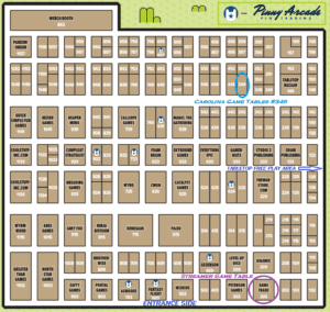 PAX UP Expo Hall