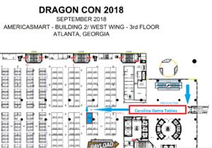 DragonCon2018hallmap