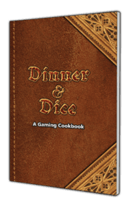Serve up gaming with 25 recipes from game industry greats!
