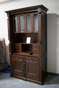 Game Cabinet: One of only two ever made! Originally offered in the Kickstarter at $3000. For this Cabinet only: $1500!