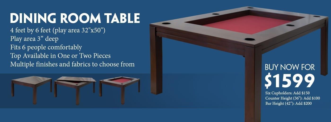 Carolina Game Tables - Game Tables for Real Life! Carolina