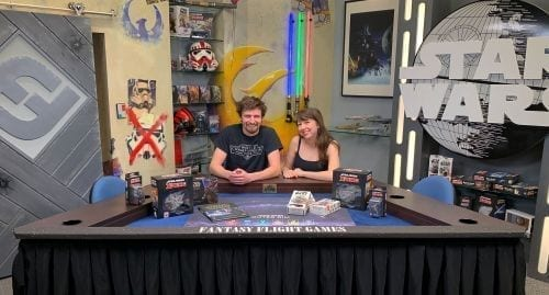 FFG Streaming Star Wars Outer Rim