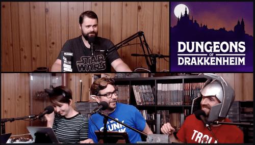 Dungeon Dudes Dungeons of Drakkenheim Stream
